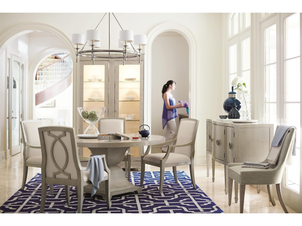Bernhardt CriteriaRound Dining Table