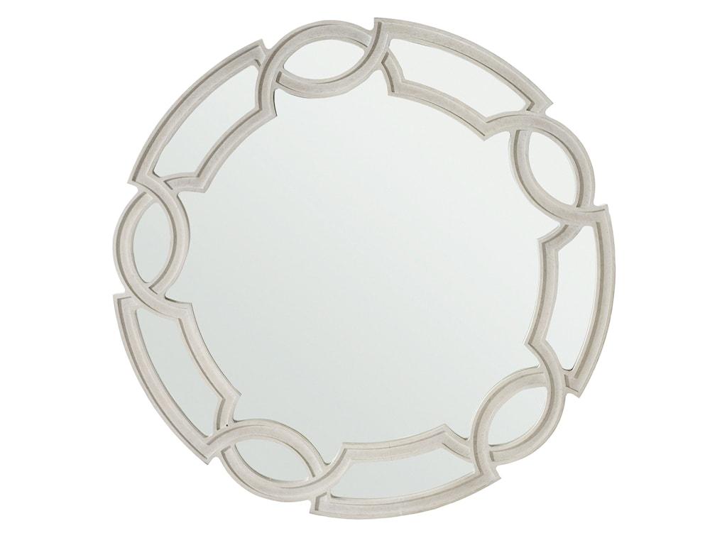 Bernhardt CriteriaRound Mirror