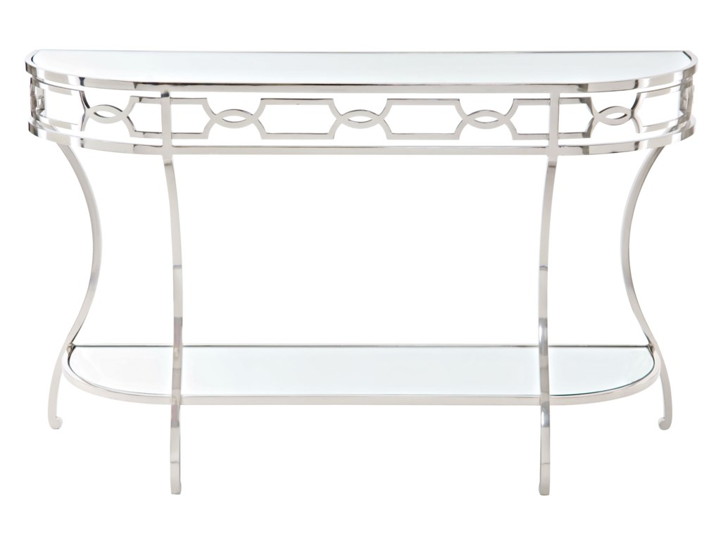 Bernhardt Sofa Table Bernhardt Jet Set Console Table With