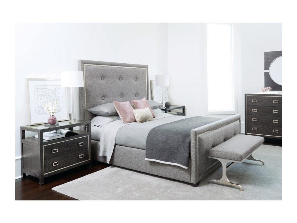 Bernhardt DecorageQueen Bedroom Group