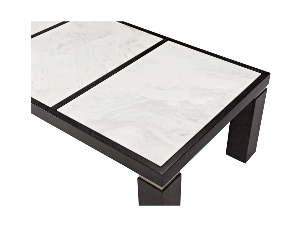 Bernhardt DecorageRectangular Cocktail Table