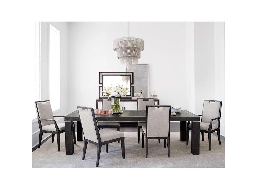 Bernhardt Decorage7 Piece Table and Chair Set