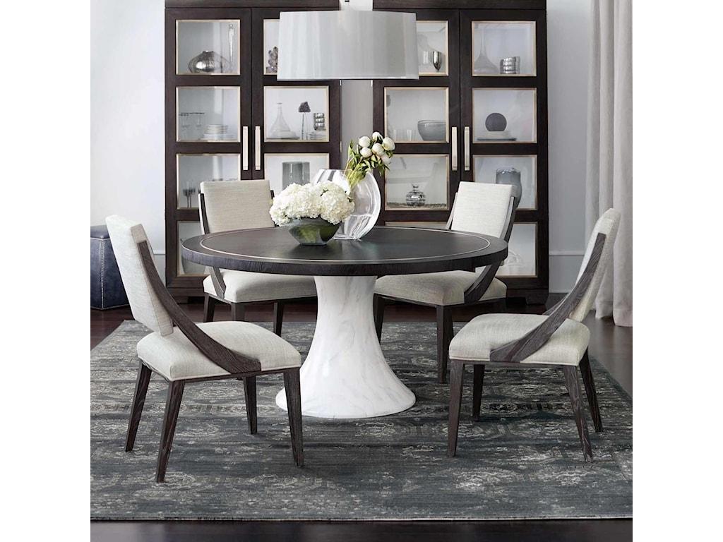 Bernhardt Decorage5 Piece Table and Chair Set