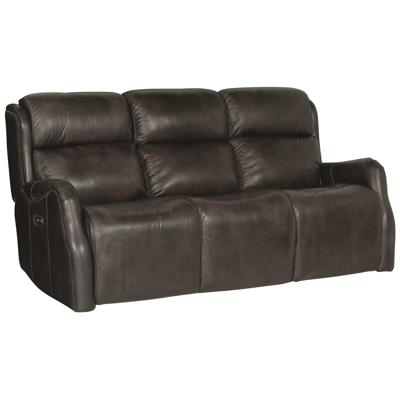 Bernhardt DerekContemporary Reclining Sofa