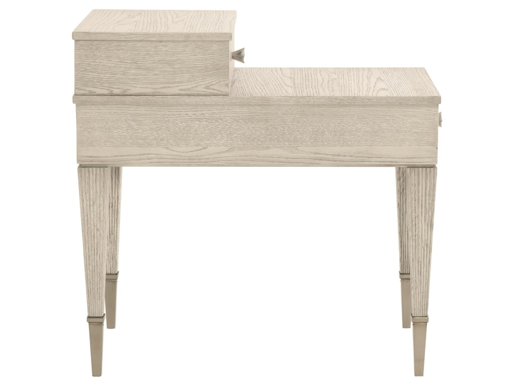 Bernhardt Domaine BlancEnd Table