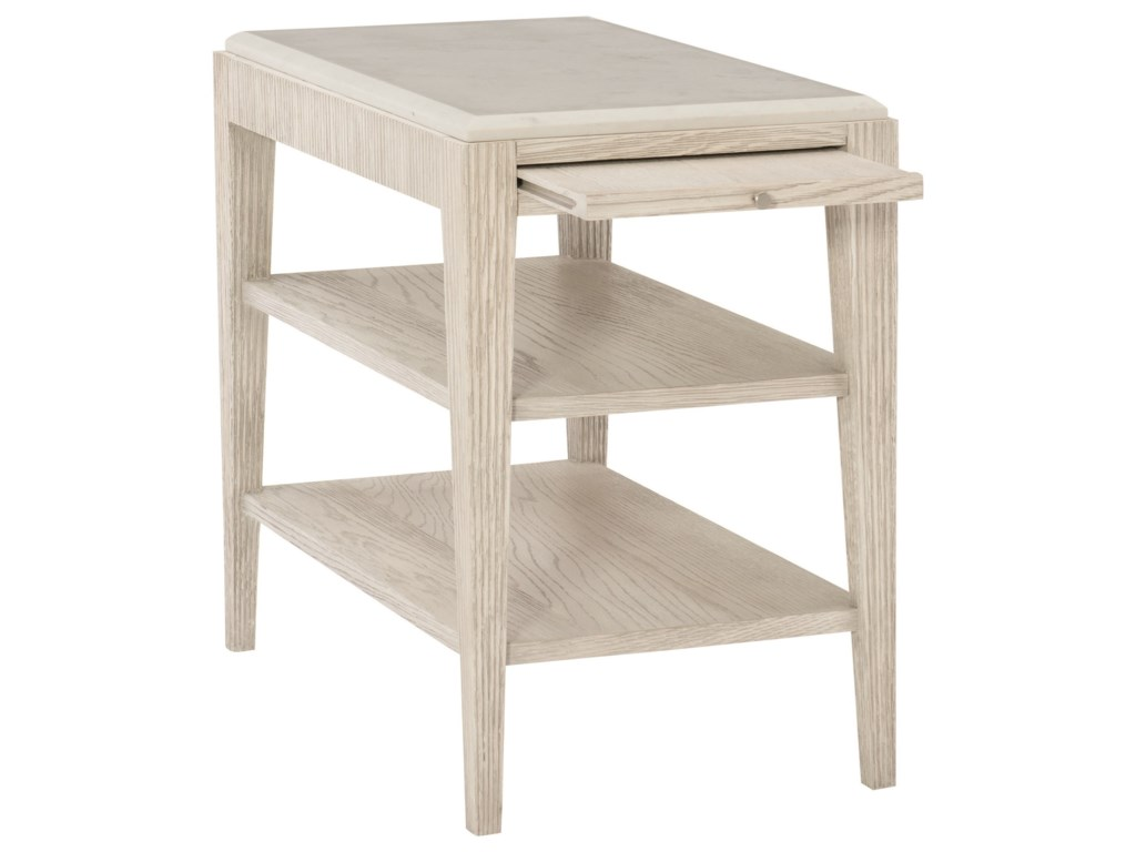 Bernhardt Domaine BlancEnd Table