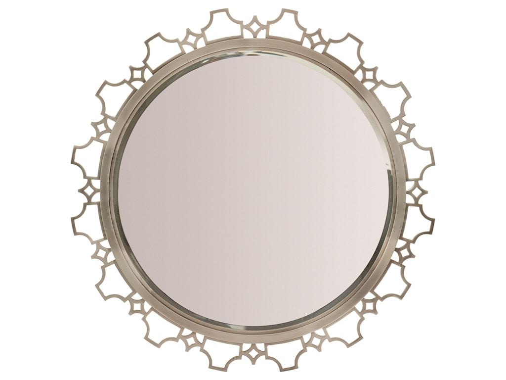 Bernhardt Domaine BlancRound Mirror