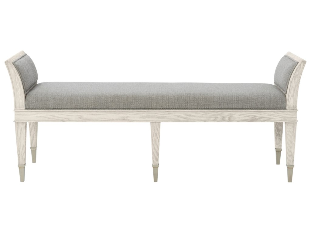 Bernhardt Domaine BlancCustomizable Bench