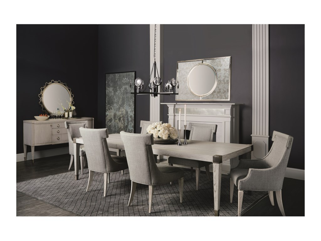 Bernhardt Domaine BlancArm Chair
