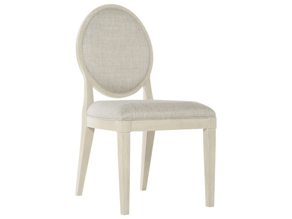 Bernhardt East HamptonOval Back Side Chair