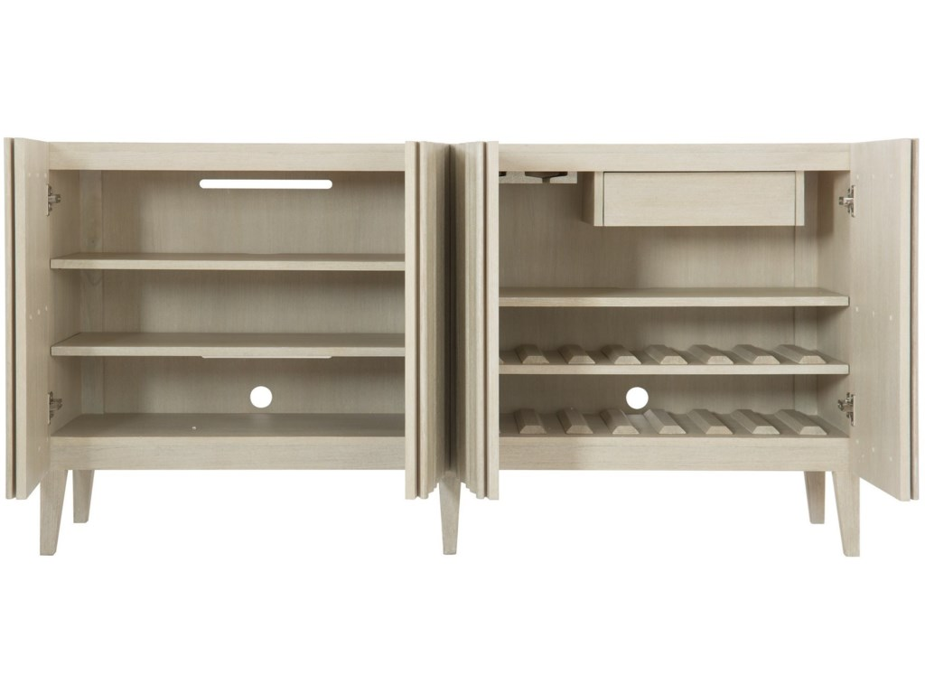Bernhardt East HamptonEntertainment Console