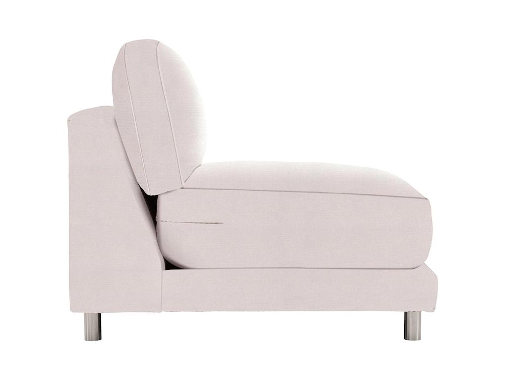 Bernhardt Exteriors - AvanniArmless Chair