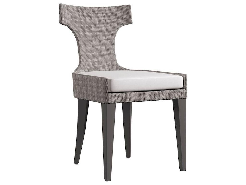 Bernhardt Exteriors - SarasotaWicker Side Chair