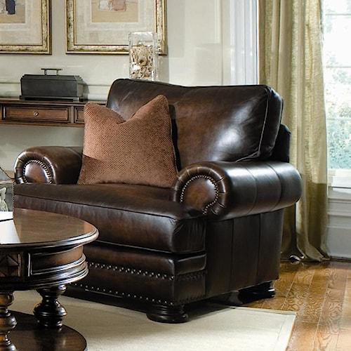 Bernhardt Foster  Upholstered Living Room Chair