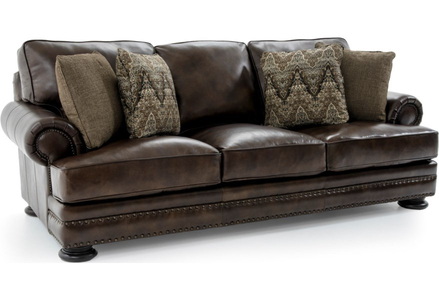 Bernhardt Foster 5377l Stationary Sofa