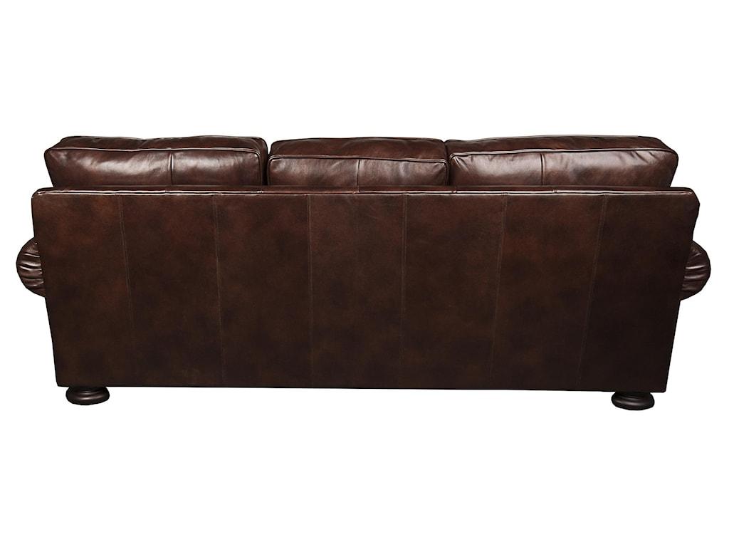 Bernhardt FosterFoster 100% Leather Sofa