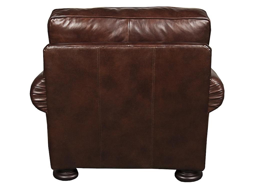 Bernhardt FosterFoster 100% Leather Chair