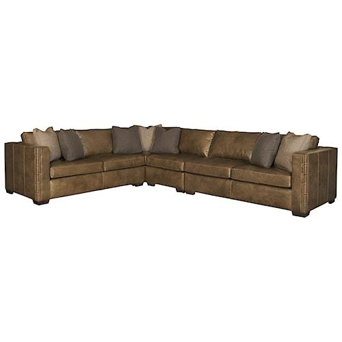 Bernhardt Galloway Sectional Sofa