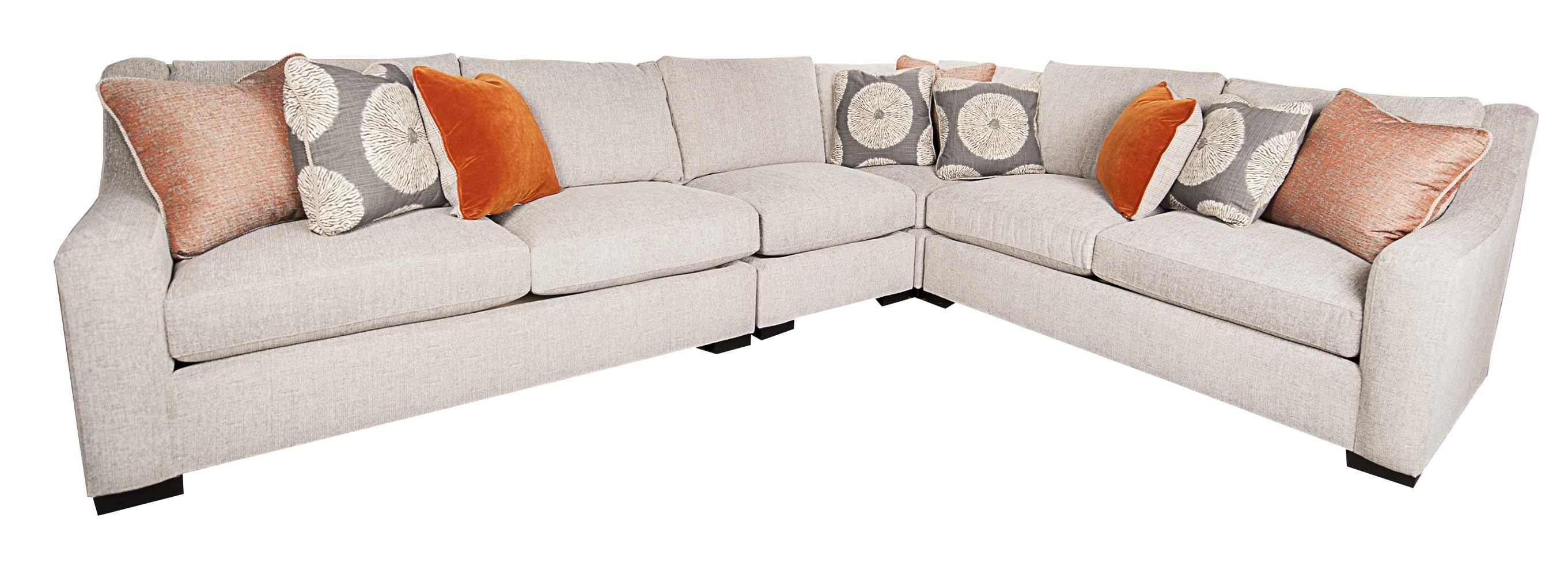 Bernhardt GermainGermain Modern Sectional Sofa ...