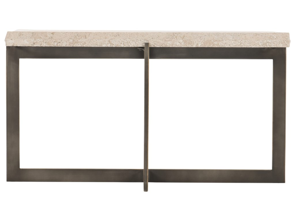 Bernhardt HathawayMetal Bunching Cocktail Table