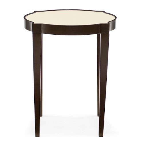 Bernhardt Haven Two-tone End Table