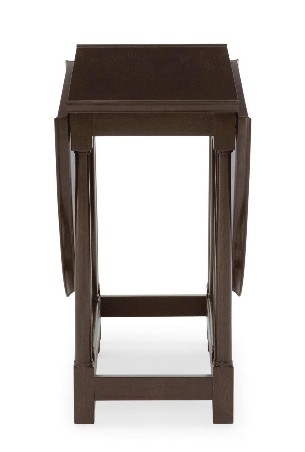 Bernhardt Haven Drop Leaf Side Table Belfort Furniture End Table