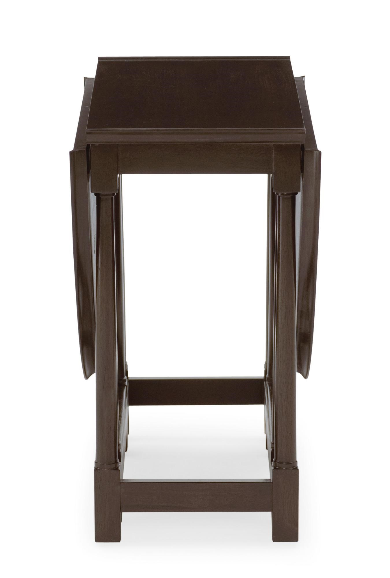 Bernhardt Haven Drop Leaf Side Table