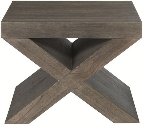 Bernhardt Interiors - Accents Contemporary Irving Bunching Table