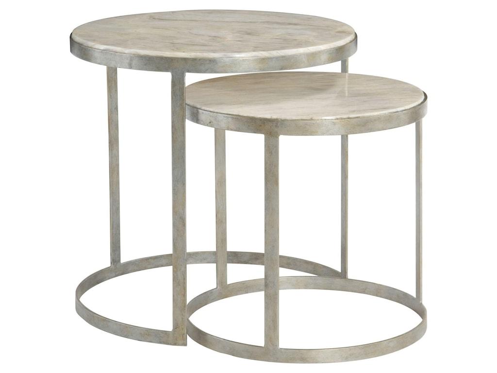 Bernhardt Interiors - AccentsTiffin Nesting Tables