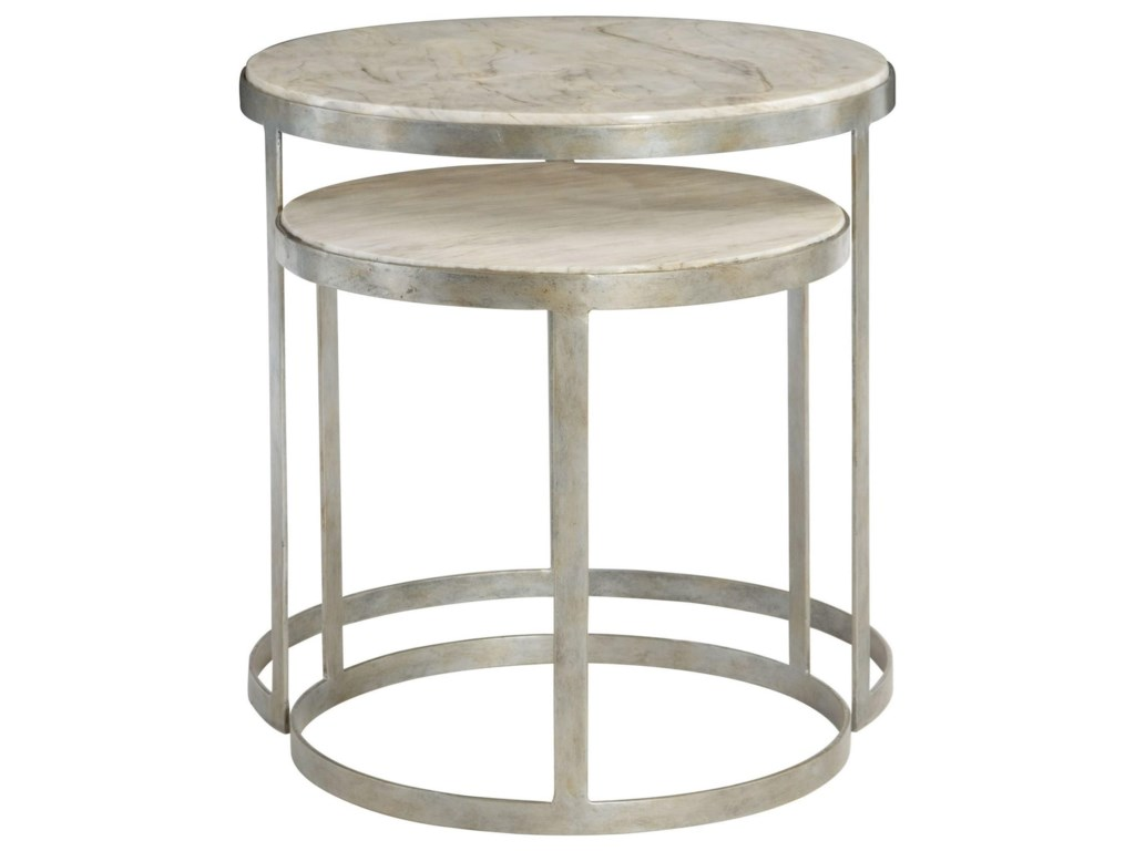 Bernhardt Interiors - AccentsTiffin Nesting Tables