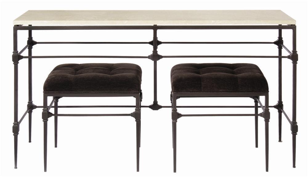 Bernhardt Interiors - AccentsGrayson Bench