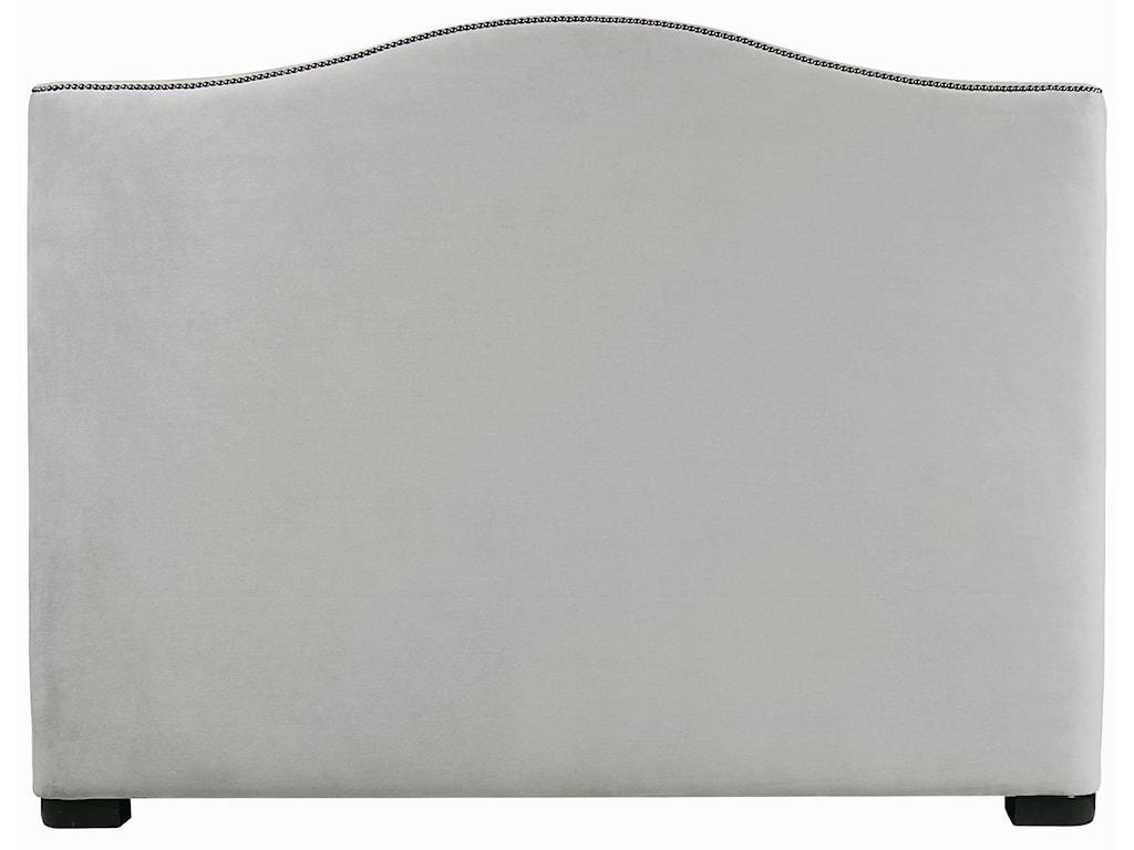 Bernhardt Interiors - GrahamQueen Camelback Headboard