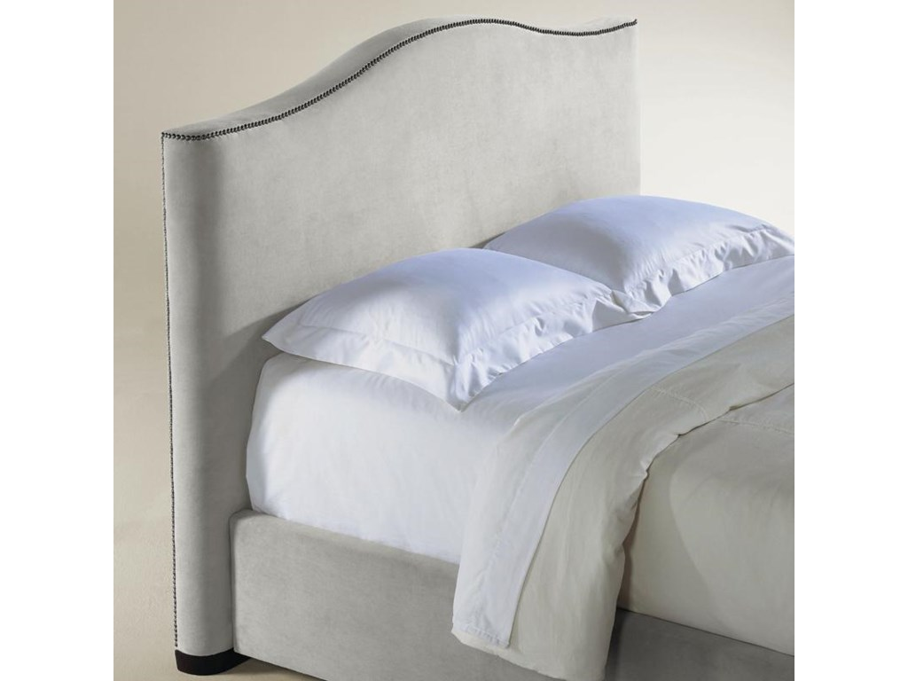 Detail of Headboard - Bed Shown May Not Represent Size Indicated