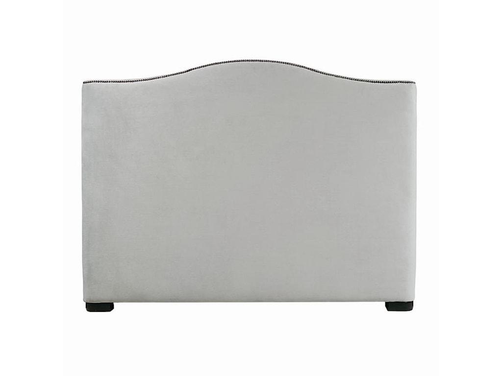 Bernhardt Interiors - GrahamQueen Camelback Bed