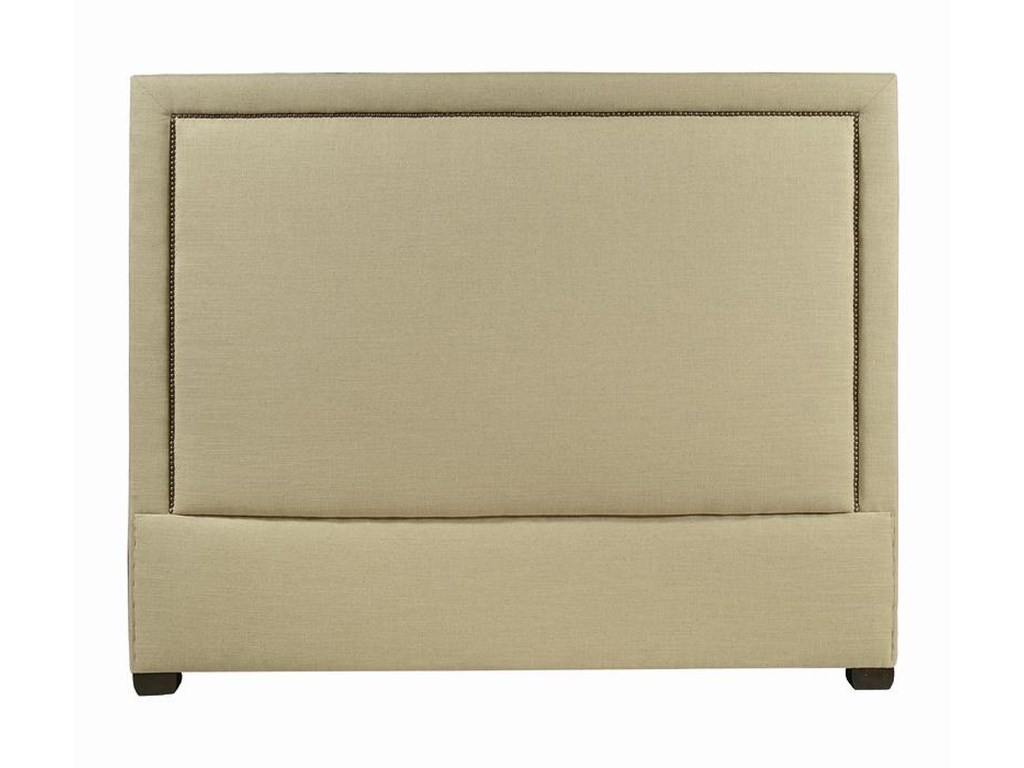 Bernhardt Interiors - MorganCalifornia King Upholstered Bed