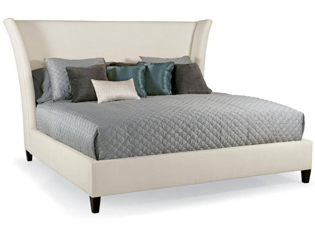 Bernhardt Interiors - BedsCal King Sienna Flare Upholstered Bed