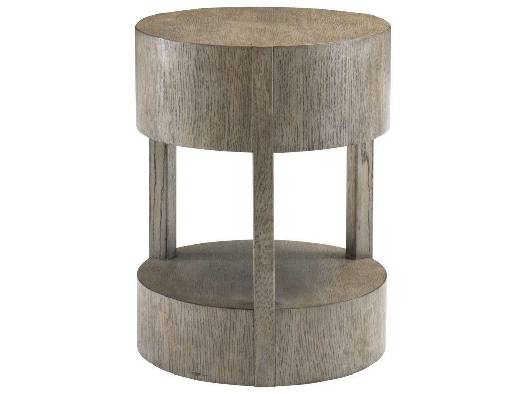 Bernhardt Interiors - CalderChairside Table