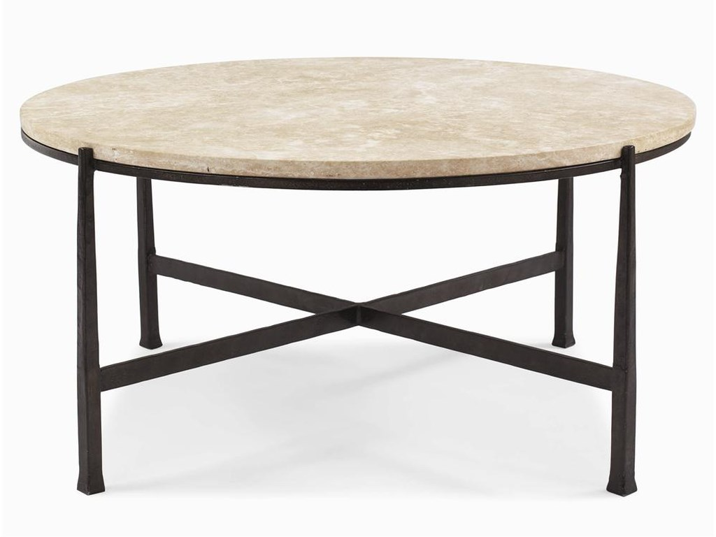 Bernhardt Interiors Duncan Round Tail Table