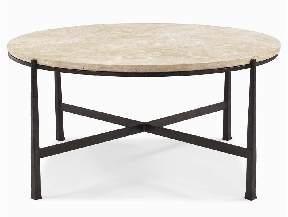 Bernhardt Interiors - DuncanRound Cocktail Table