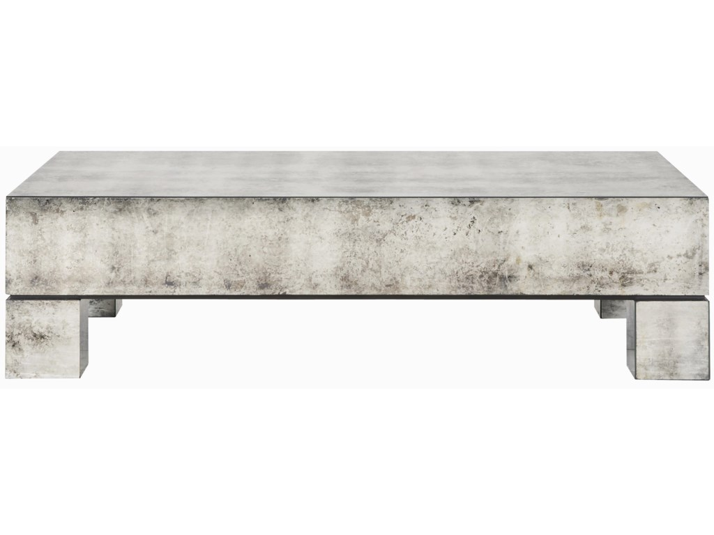 Bernhardt Interiors - EstelleRectangular Cocktail Table