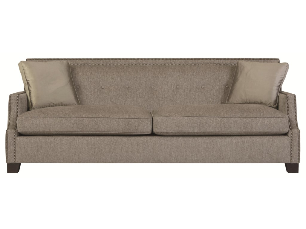 Bernhardt Interiors - Franco N9657S High End Transitional ...