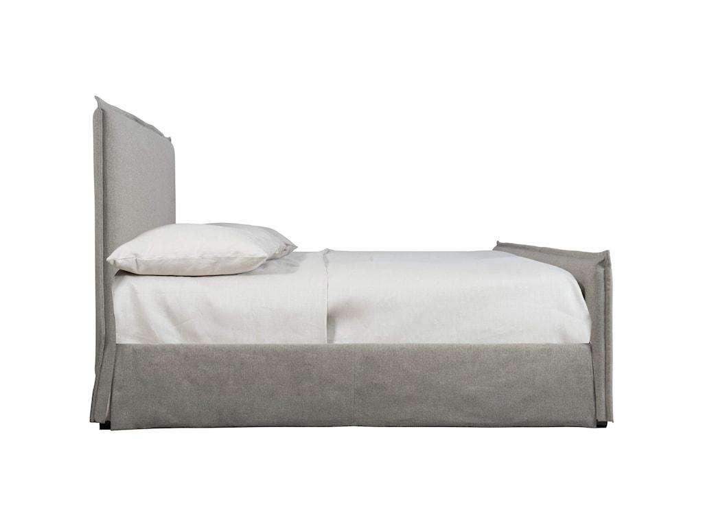 Bernhardt Interiors - GerstonQueen Upholstered Bed
