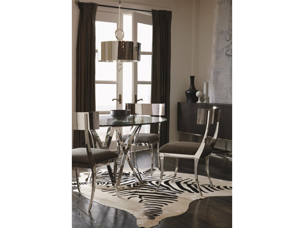 Bernhardt Interiors - GustavSide Chair