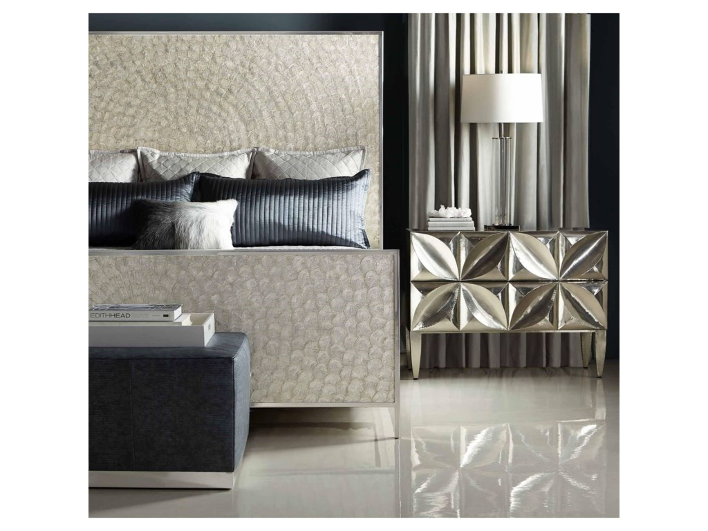 Bernhardt Interiors - HeliosKing Bed