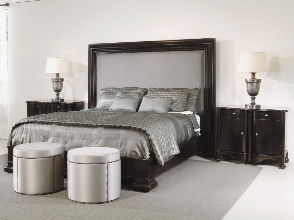 Shown with Upholstered Bed