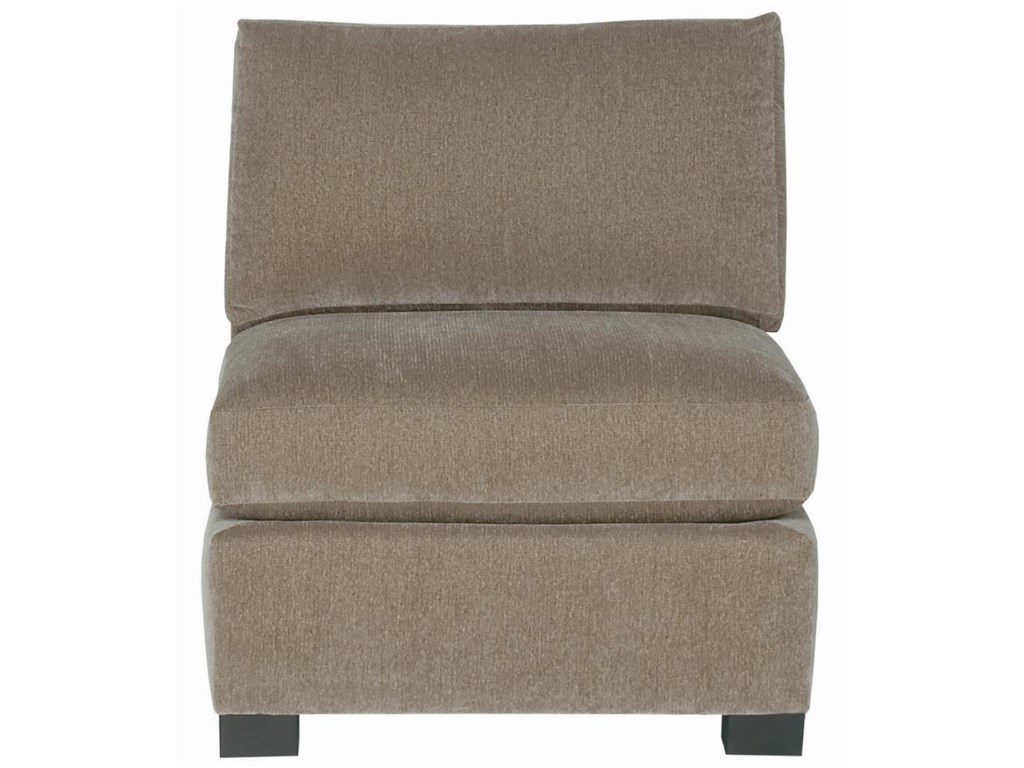 Bernhardt Interiors - KelseyArmless Chair