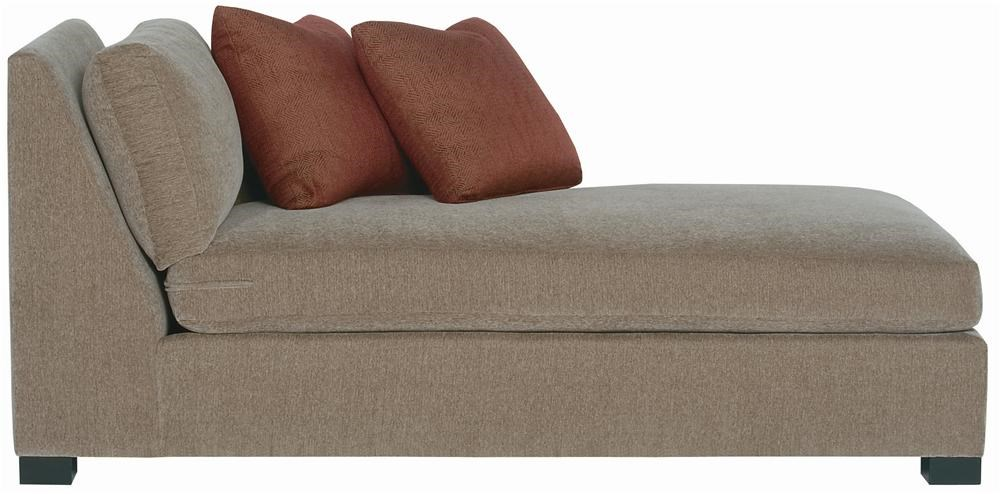 Bernhardt Interiors - KelseyRight Arm Chaise