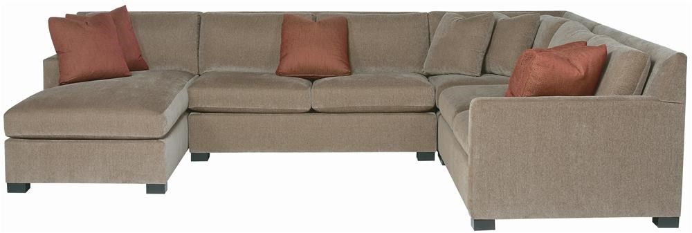 Bernhardt Interiors   Kelsey4 Piece Sectional ...