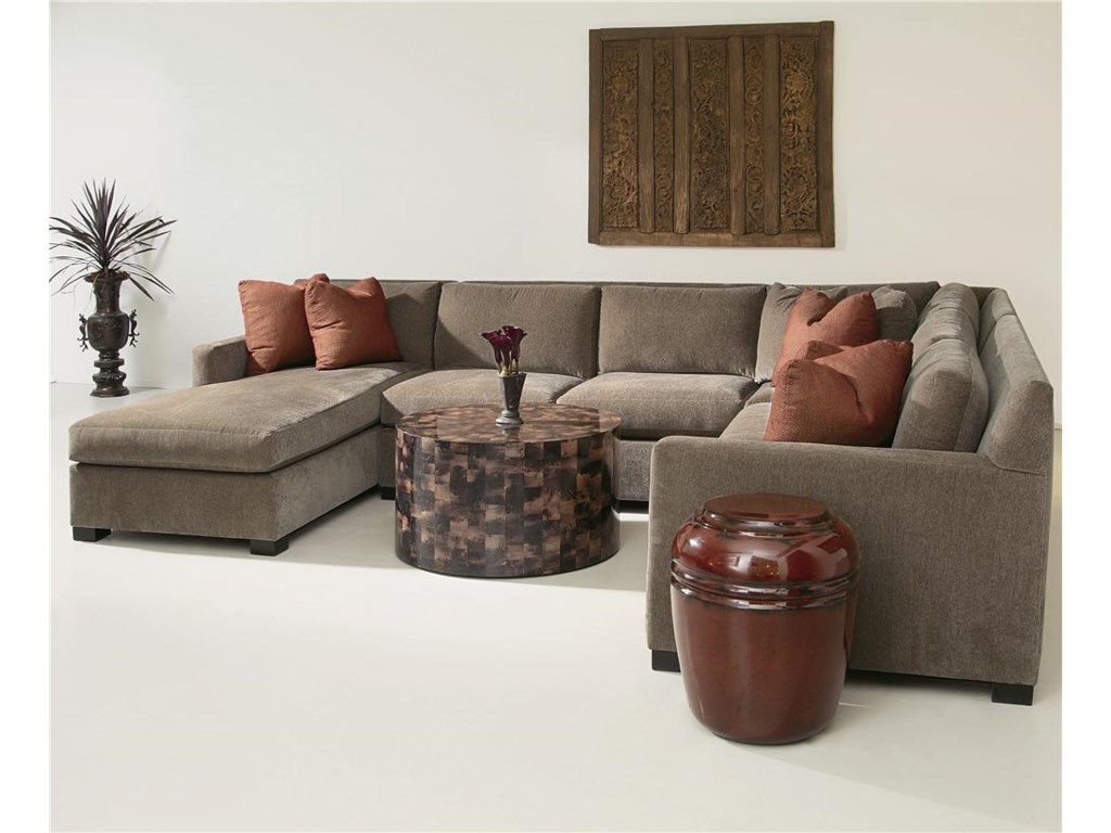 Bernhardt Interiors - Kelsey4 Piece Sectional