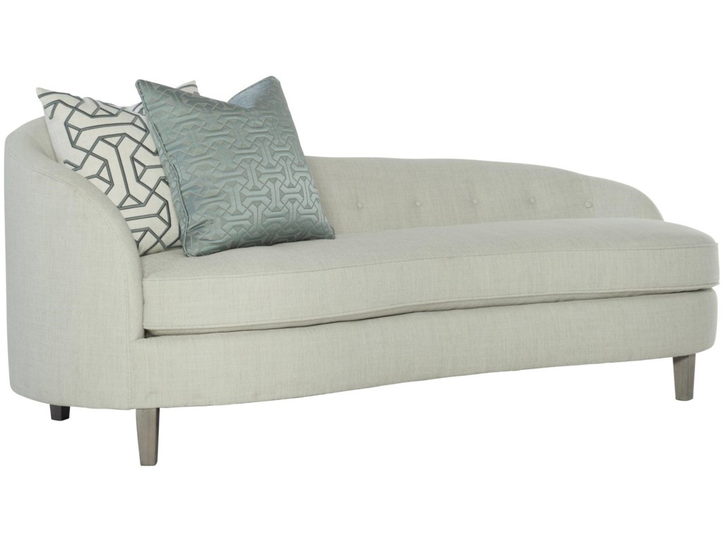 Bernhardt Interiors - LorientLeft Arm Chaise